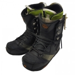 Rome SDS Used Folsom Snowboard Boots Black 11.5