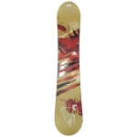 Salty Peaks Sapient Used Evolution Snowboard - 151cm