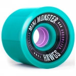 Landyachtz Hawgs Mini Monster 86a Longboard Wheels