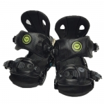 Roxy Demo Classic Women Snowboard Bindings Black Medium Large