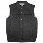Creature Plague Button Up Vest