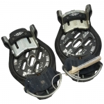 F2 Step-In Snowboard Race Bindings