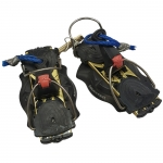 Nidecker Snowboard Plate Bindings