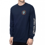 Santa Cruz Screaming Hand Long Sleeve Tee
