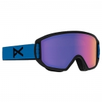 Anon Relapse Jr. MFI Blacknblue Kids Goggles