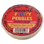 One Ball Jay Fruity Pebbles All Temp Snowboard Wax