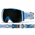 Smith I/O Coal Snowboard Goggles