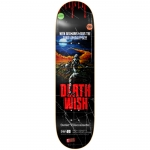 Deathwish Neen Williams VHS Wasteland Skateboard Deck 8.25