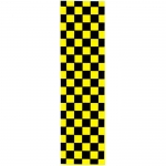 Checkered Yellow Grip Tape