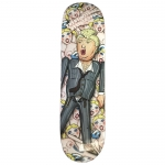 Consolidated Team Trump Blow Skateboard Deck