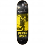 Deathwish Team VHS Wasteland Skateboard Deck 8.5