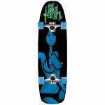Lib Tech Blue Girl Longboard Complete