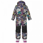 Burton Minishred Illusion One Piece Kid's Snowboard Suit