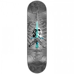 Powell Skull and Sword Ray Skateboard Deck