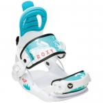 Roxy Rock-It Ready Youth Snowboard Bindings