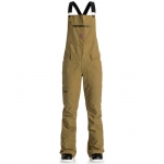 DC Collective Women's Snowboard Bib Pants