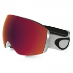 Oakley Flight Deck XM Matte White Snowboard Goggles