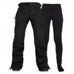 686 Authentic Smarty Cargo 3-in-1 Short Women's Snowboard Pants
