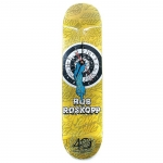 Santa Cruz Rob Roskopp Skateboard Clock