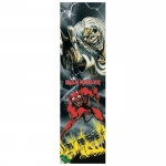 MOB Iron Maiden Number of the Beast Skateboard Grip Tape