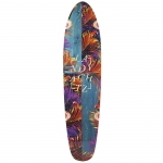 Landyachtz Maple Ripper Tropical Nights Longboard Deck