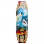 Landyachtz Wolfshark Re-issue Hollowtech Longboard Deck
