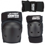 Smith SCABS Youth 3 Pack Skateboard Pads