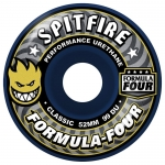 Spitfire Formula Four Midnight Run 99a Skateboard Wheels