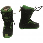 Thirty Two (32) TM-Two Green Snowboard Boots - 9