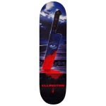 Deathwish x Ellington Killers Skateboard Deck 8.38