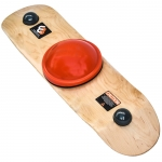 Whirly Board Cork Orange