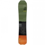 Never Summer Insta Gator Shaper Series Snowboard