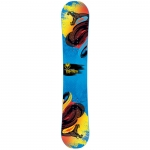 Never Summer Bantam Youth Snowboard