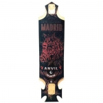Madrid Anvil Zak Maytum Pro Model Longboard Deck