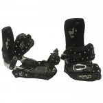 SP Metalizer Kiss Medium Snowboard Bindings