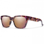 Smith Comstock Flecked Mulberry Tortoise Sunglasses