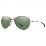 Smith Langley Gold Sunglasses