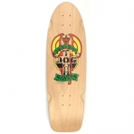 Dogtown OG Classic Red Dog Division Skateboard Deck 9.0