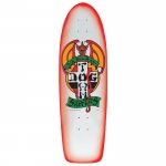 Dogtown OG Rider Red Dog Division Skateboard Deck 9.0