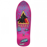 Santa Cruz SMA Nats Kitten Reissue Skateboard Deck 9.89