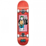 Almost Droopy Boombox Mini Skateboard Complete 7.0