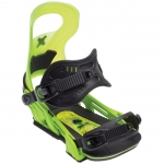 Bent Metal Logic Snowboard Bindings