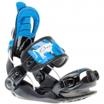 Gnu Gnunior Youth Snowboard Bindings