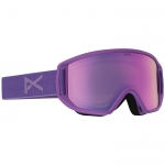 Anon Relapse Jr Grape Youth Snowboard Goggles