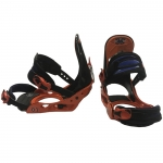 Burton Mission General Lee Medium Snowboard Bindings