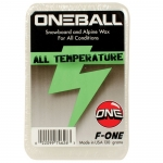 One Ball Jay F-1 All Temp Trick Snowboard Wax