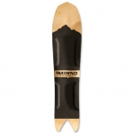 Grassroots Powdersurfer Stealth 3D Black