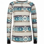 Burton Expedition Wool Henley Base Layer Top - Women's