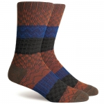 Richer Poorer Gilgamesh Socks