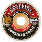 Spitfire F4 Conical Full Skateboard Wheels 101a